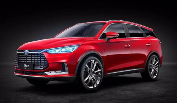 七座新能源汽车有哪几款 五款七座新能源suv(红旗e-hs9车身长达5.2米)
