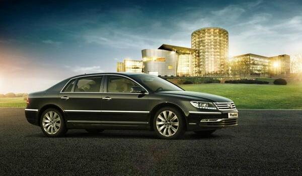 大众辉腾为什么那么贵 定位顶级豪华轿车