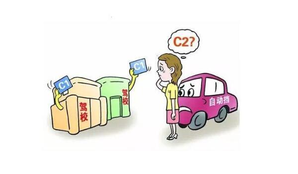 c1驾照能开什么车 轿车/suv/mpv/小型面包车这种车型