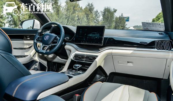 宋plusdmi试驾评测 经济舒适的驾驶感受(三种驾驶模式可任意选择)