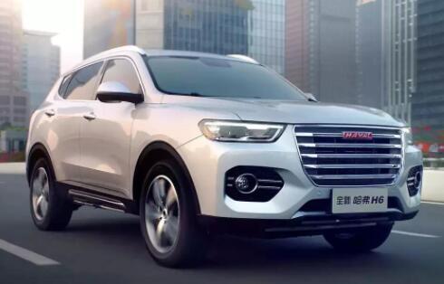 2021年3月SUV销量排行榜(277车型版)哈弗夺回第一