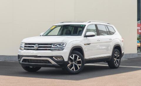 2021年3月大型SUV销量排行榜 大众途昂销量最高(6143辆夺冠)
