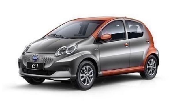 5万到10万的新能源汽车推荐 五款纯电动汽车值得拥有