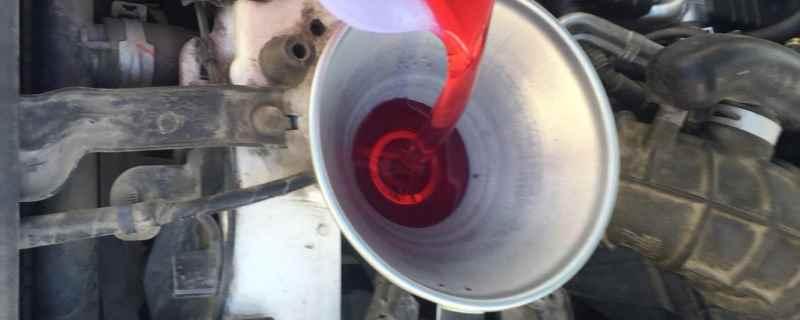 变速箱油换一次几升油 变速箱润滑油更换是在3升到15升之间
