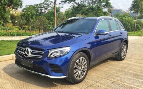 2021年4月50万SUV销量排行榜 奔驰GLC夺冠小胜宝马X3