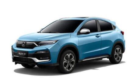 2021年4月小型SUV销量排行榜 本田XR-V同比上涨34.96%夺冠