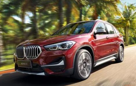 2021年4月30万SUV销量排行榜 宝马X1获得销量冠军