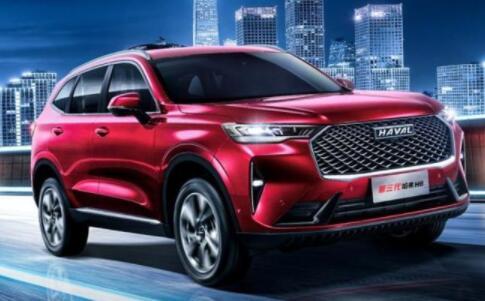 2021年4月紧凑型SUV销量排行榜 哈弗H6同比上涨16.65%排第一