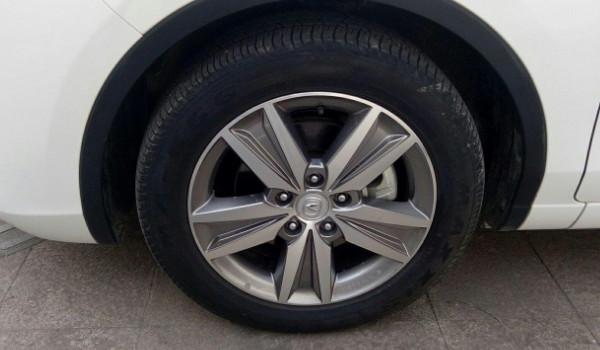 长安逸动轮胎尺寸 长安逸动车胎