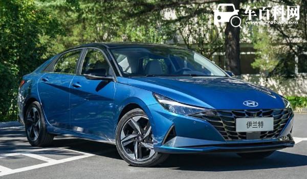伊兰特2021款1.5L尊贵版 官方售价12.38万元(同级别车型配置表现优秀)