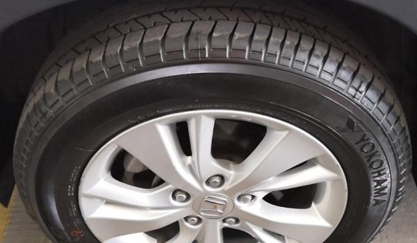 本田缤智轮胎什么品牌 采用优科豪马轮胎(耐磨省油操控强)