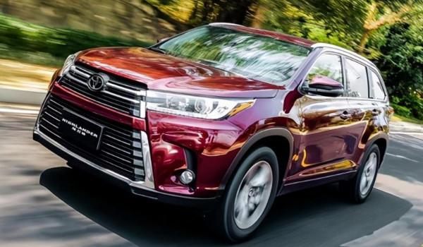 丰田汉兰达有哪些款型 共配备8款在售车型(两驱豪华版性价比高)