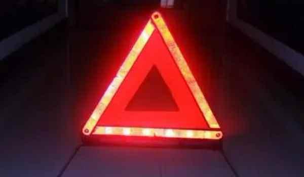汽车三角架怎样折叠详解