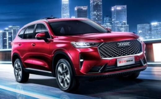 2021年5月紧凑型SUV销量排行榜 哈弗H6同比上涨14.84%再夺冠军