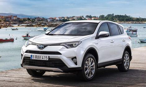 2021年5月20万SUV销量排行榜 丰田RAV4荣放16353辆排第一