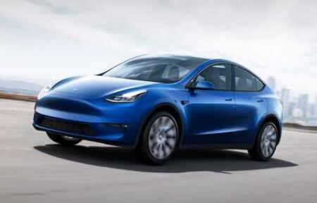 2021年5月30万SUV销量排行榜 Model Y霸占第一名(12728辆)