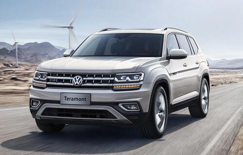 2021年5月大型SUV销量排行榜 大众途昂卖了5528辆拿第一