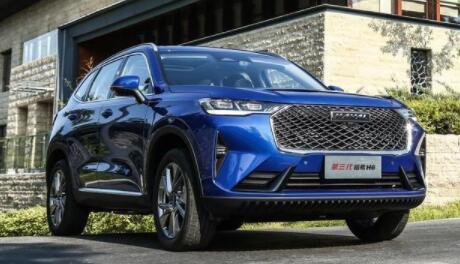 2021年6月SUV销量排行榜(280车型版)国产车型包揽前三