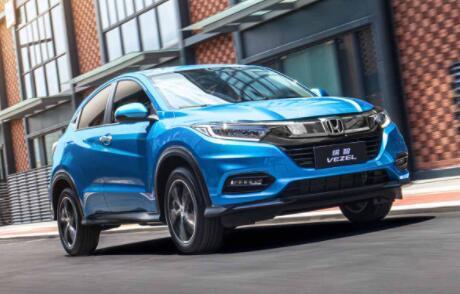 2021年6月小型SUV销量排行榜 本田缤智超XRV排名第一