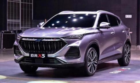 2021年6月10万SUV销量排行榜 长安欧尚X5月售万辆夺冠