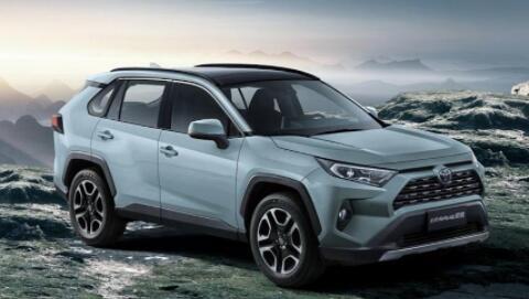 2021年6月20万SUV销量排行榜 丰田RAV4荣放销量第一名