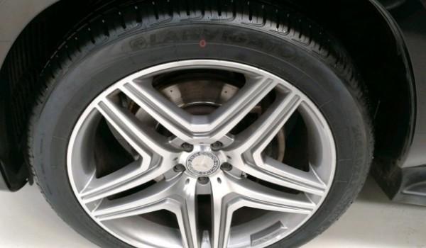 奔驰gls轮胎尺寸 奔驰gls轮胎型号(后轮315/40 r21)
