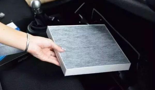 名爵zs的空调滤芯在哪里 名爵zs空调滤芯在什么位置(手套箱后面)