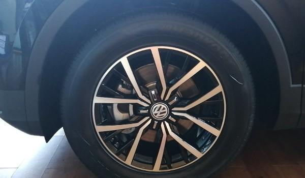 大众途观l轮胎什么牌子的 途观l原装轮胎品牌(韩泰轮胎)