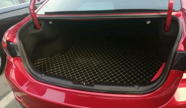 阿特兹车身尺寸是多少 阿特兹后备厢容积多少(常规容积483L)