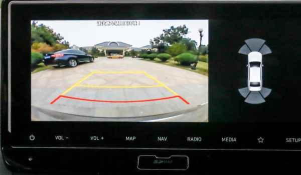倒车影像显示无视频信号是什么原因