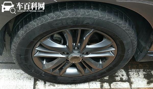 现代ix35轮胎型号 现代ix35轮胎尺寸是多少(225/60 r17)