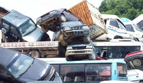 小汽车多少年强制报废