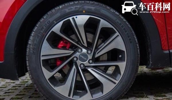 捷途x70plus轮胎什么牌子 用的什么轮胎品牌(马牌轮胎)
