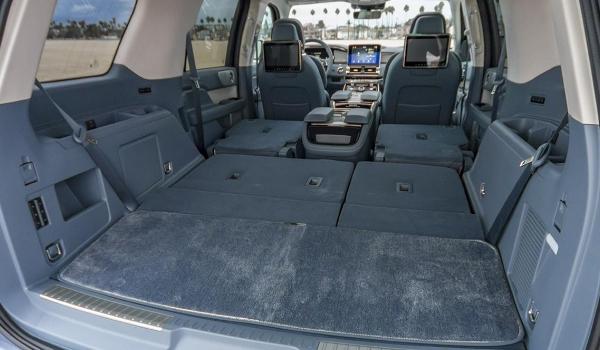 林肯领航员车身尺寸是多少 林肯领航员后备箱尺寸多大(343-2479L)