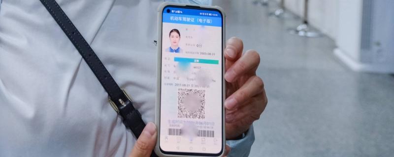 哪些城市开通了电子驾驶证
