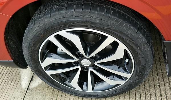 东风启辰t90轮胎尺寸 启辰t90的轮胎是什么型号(235/45 r19)