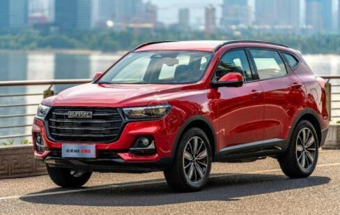 2021年8月SUV销量排行榜(271车型版)仅哈弗H6销量超2万