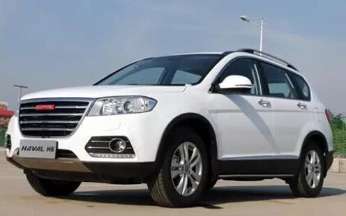 2021年8月15万SUV销量排行榜 H6第一博越第二CS75第三