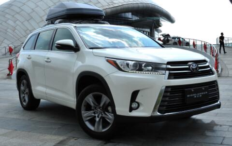 2021年8月七座SUV销量排行榜 汉兰达7970辆排第一