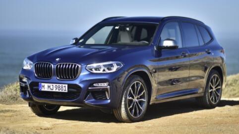 2021年8月50万SUV销量排行榜 宝马X3夺冠售出8383辆