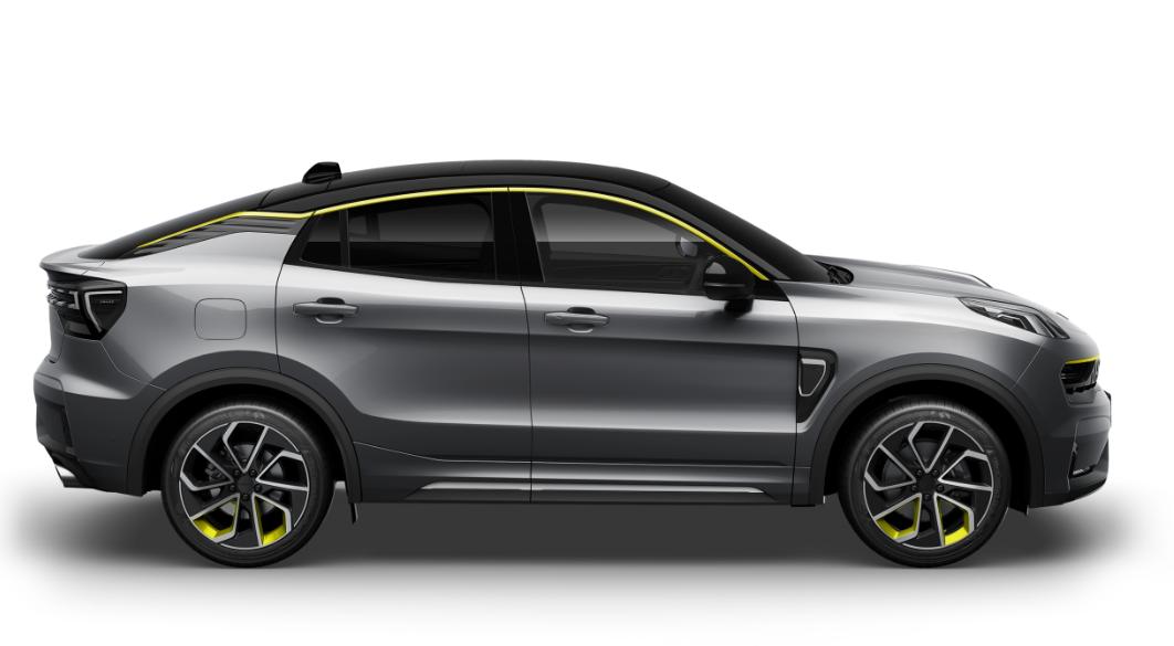 科技武装,潮流依旧,极能运动SUV 2022款领克05正式开售
