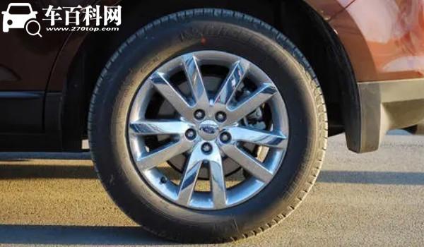 福特锐际轮胎品牌 福特锐际的轮胎是什么牌子的(米其林轮胎)