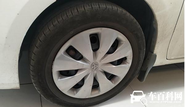 丰田致炫轮胎是什么牌子的 丰田致炫轮胎多少钱一个(280-450元)