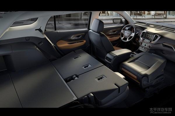 通用全新GMC Terrain中型SUV海外上市