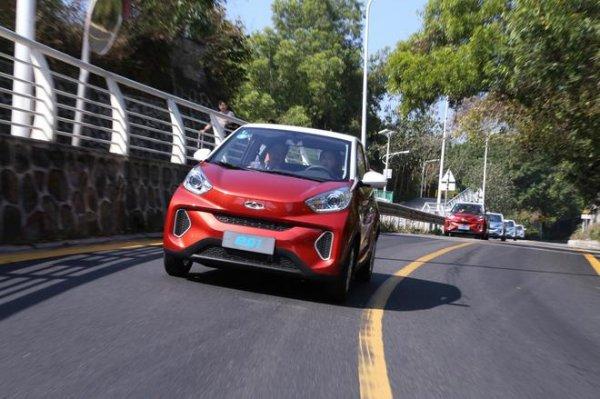 2017年4月奇瑞新能源汽车销量 涨189.8%