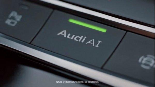 奥迪全新A8推L3级自动驾驶技术