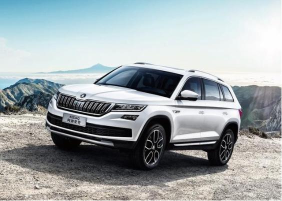 柯迪亚克2017年7月中型SUV汽车销量近6000