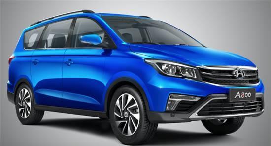 2017年10月中国MPV汽车销量排名TOP20