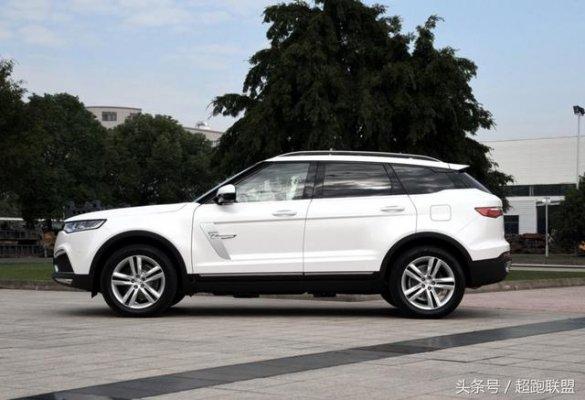2017年11月中国C级SUV销量排行榜