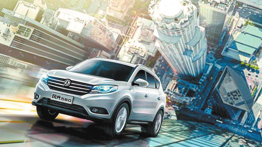 2017年10月中国B级SUV销量排名